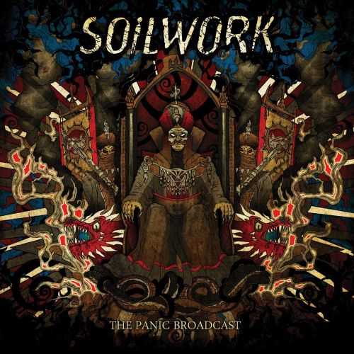Soilwork - Panic Broadcast, The (Ltd. Ed. CD/DVD) (R0) - CD - New