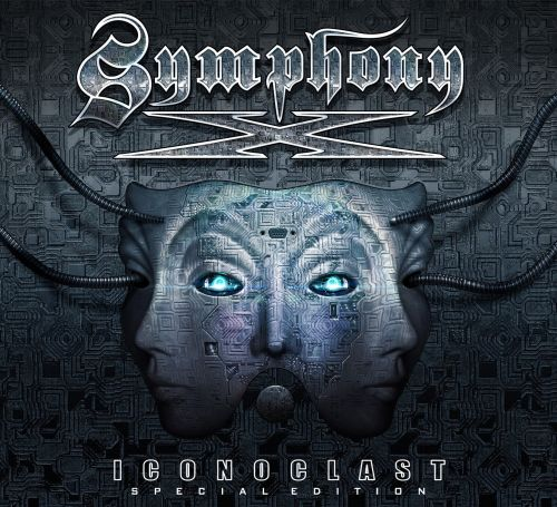 Symphony X - Iconoclast (Spec. Ed. 2CD digi.) - CD - New
