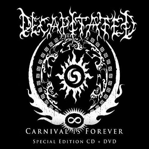 Decapitated - Carnival Is Forever (Spec. Ed. CD/DVD) - CD - New