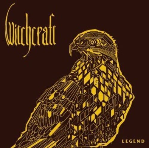 Witchcraft - Legend (digi. w. bonus track) - CD - New