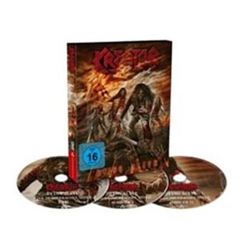 Kreator - Dying Alive (Ltd. Ed. DVD/2CD) (R0) - DVD - Music