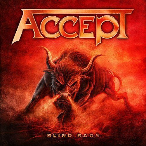 Accept - Blind Rage - CD - New