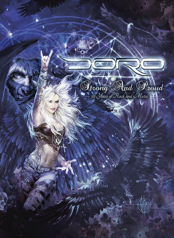 Doro - Strong And Proud - 30 Years Of Rock And Metal (2xBlu-Ray) (R0) - Blu-Ray - Music