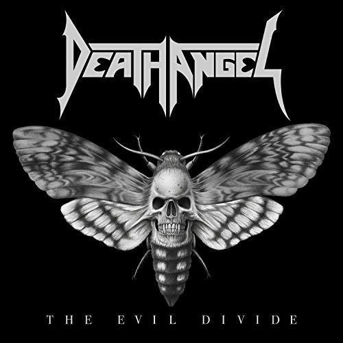 Death Angel - Evil Divide, The (Deluxe Ed. CD/DVD) (R0) - CD - New