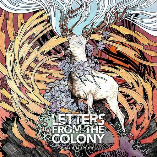 Letters From The Colony - Vignette - CD - New