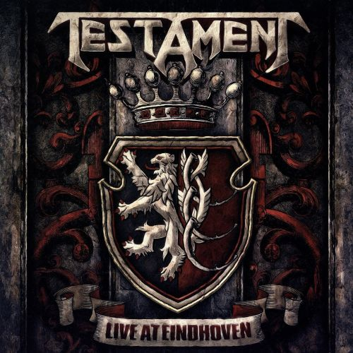 Testament - Live At Eindhoven (1987) (2018 gatefold reissue) - Vinyl - New