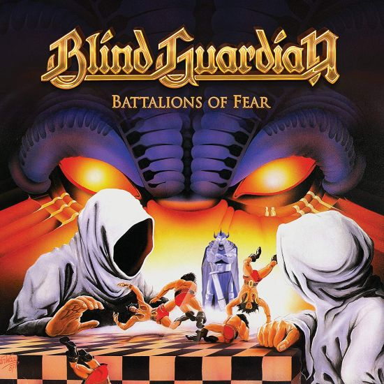 Blind Guardian - Battalions Of Fear (Ltd. Ed. 2018 gatefold Light Blue Vinyl reissue) - Vinyl - New