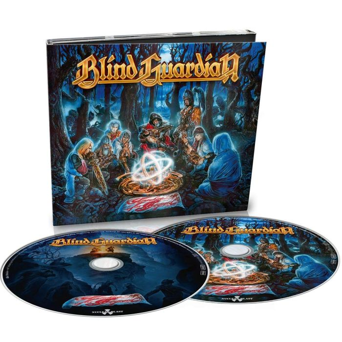 Blind Guardian - Somewhere Far Beyond (Exp. Ed. 2CD - 2012 remix/2018 remaster) - CD - New