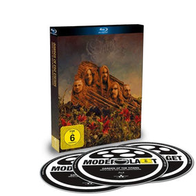Opeth - Garden Of The Titans - Opeth Live At Red Rocks Amphitheatre (Blu-Ray/2CD) (RA/B/C) - Blu-Ray - Music