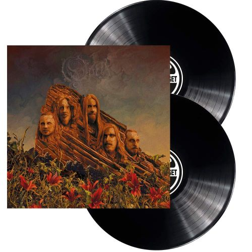 Opeth - Garden Of The Titans - Opeth Live At Red Rocks Amphitheatre (2LP gatefold) - Vinyl - New