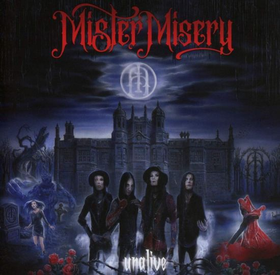 Mister Misery - Unalive - CD - New