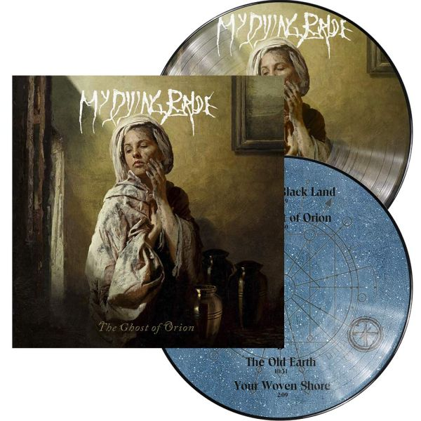 My Dying Bride - Ghost Of Orion, The (2LP Picture Disc) - Vinyl - New