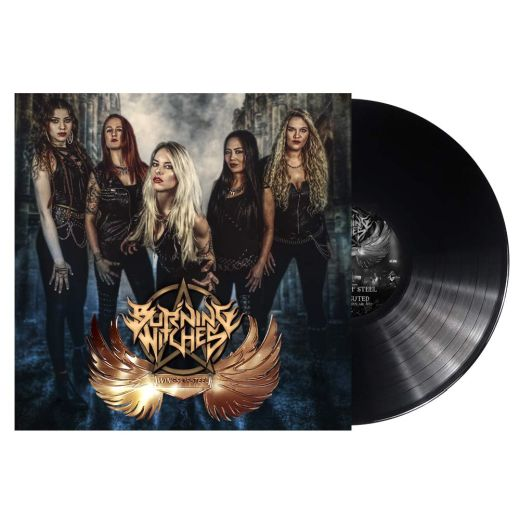 Burning Witches - Wings Of Steel (Ltd. Ed. 12 Inch EP) - Vinyl - New