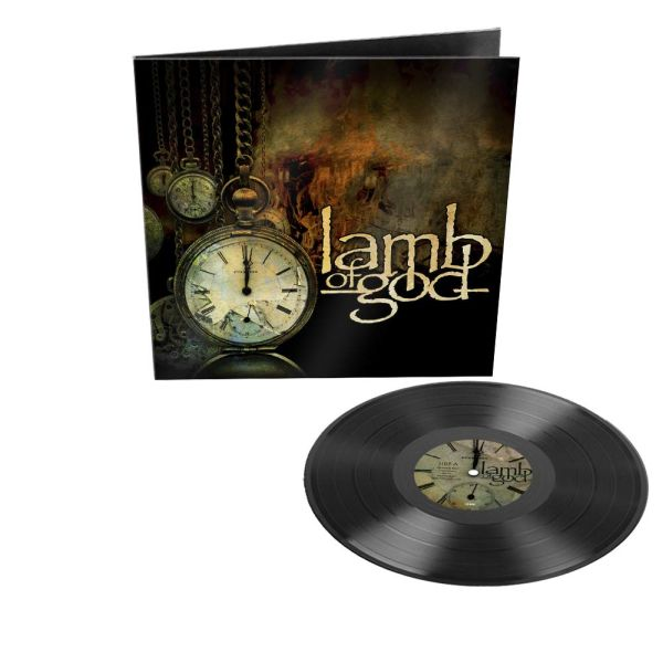 Lamb Of God - Lamb Of God (2020) (Euro.) - Vinyl - New