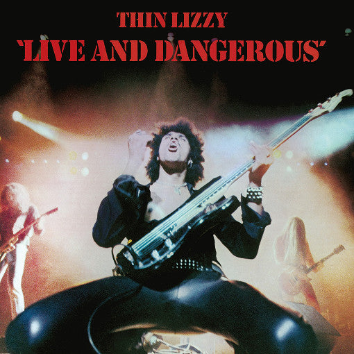 Thin Lizzy - Live And Dangerous - CD - New