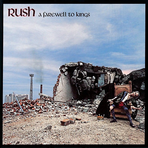 Rush - Farewell To Kings, A - CD - New