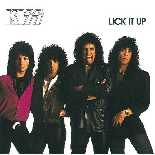 Kiss - Lick It Up - CD - New