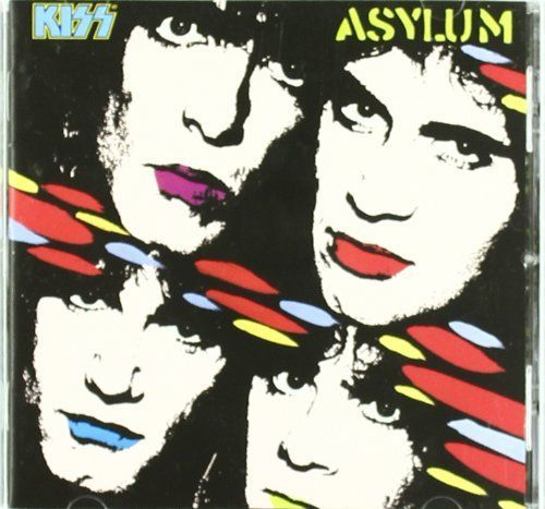 Kiss - Asylum - CD - New