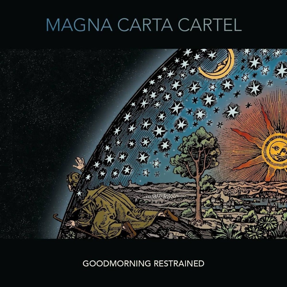 Magna Carta Cartel - Goodmorning Restrained - CD - New