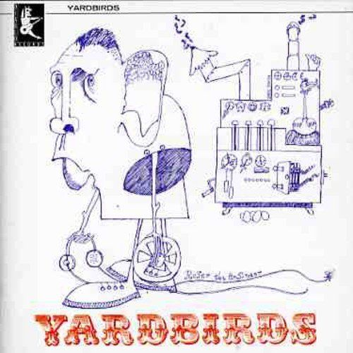 Yardbirds - Roger The Engineer (Mono/Stereo versions w. 5 bonus tracks) - CD - New
