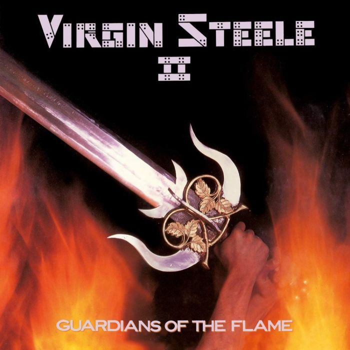 Virgin Steele - Guardians Of The Flame (2018 reissue w. 8 bonus tracks) - CD - New