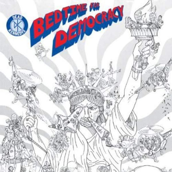 Dead Kennedys - Bedtime For Democracy (gatefold) - Vinyl - New