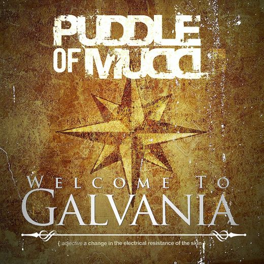 Puddle Of Mudd - Welcome To Galvania - CD - New