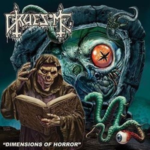 Gruesome - Dimensions Of Horror - CD - New