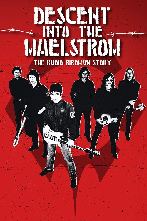 Radio Birdman - Descent Into The Maelstrom - The Radio Birdman Story (R0) - DVD - Music