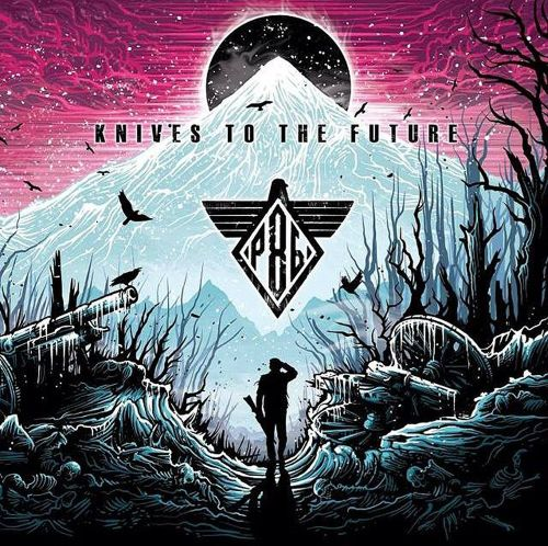 Project 86 - Knives To The Future - CD - New