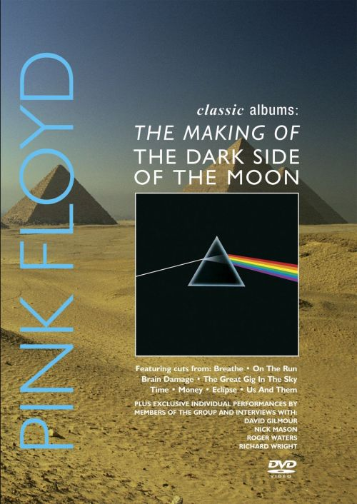 Pink Floyd - Classic Albums - The Dark Side Of The Moon (R1) - DVD - Music