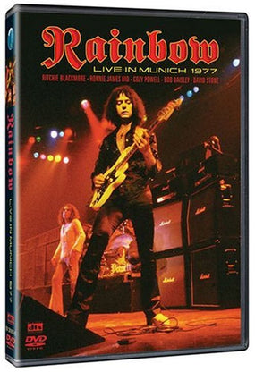 Rainbow - Live In Munich 1977 (R1/4) - DVD - Music