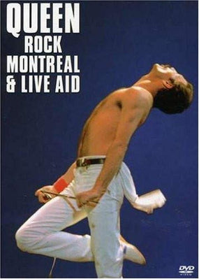 Queen - Queen Rock Montreal And Live Aid (Spec. Ed. 2DVD) (R0) - DVD - Music