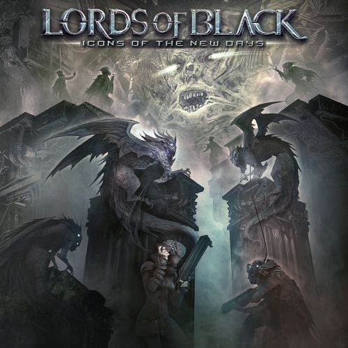Lords Of Black - Icons Of The New Days - CD - New