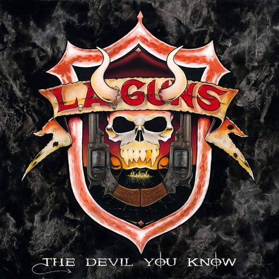 L.A. Guns - Devil You Know, The - CD - New