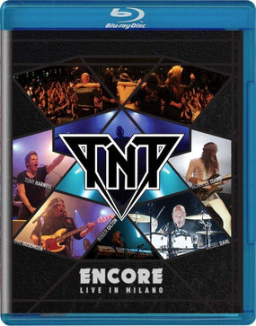 TNT - Encore - Live In Milano (RA/B/C) (U.S.) - Blu-Ray - Music
