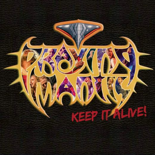 Praying Mantis - Keep It Alive! (Deluxe Ed. CD/DVD) (R0) - CD - New