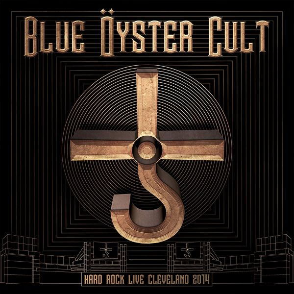 Blue Oyster Cult - Hard Rock Live Cleveland 2014 (Deluxe Ed. 2CD/DVD) (R0) - CD - New