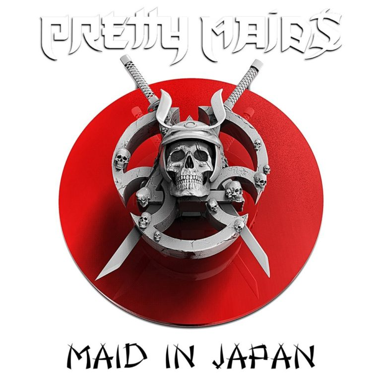 Pretty Maids - Maid In Japan – Future World Live 30 Anniversary (RA/B/C) - Blu-Ray - Music