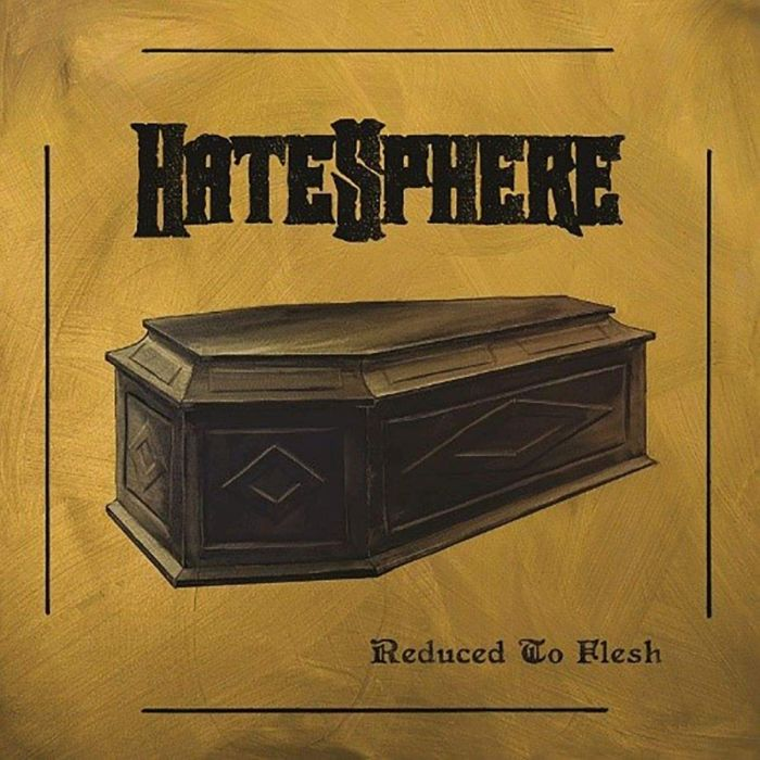 HateSphere - Reduced To Flesh - CD - New