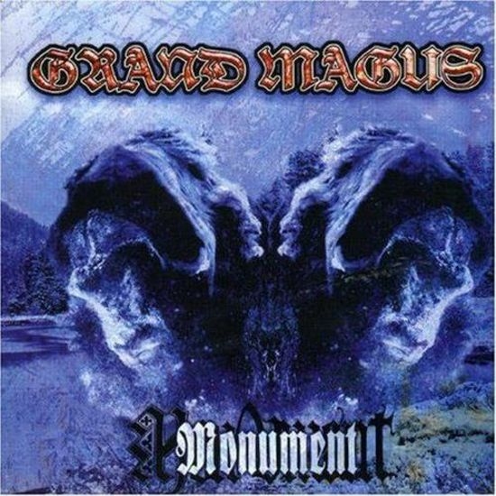 Grand Magus - Monument - CD - New