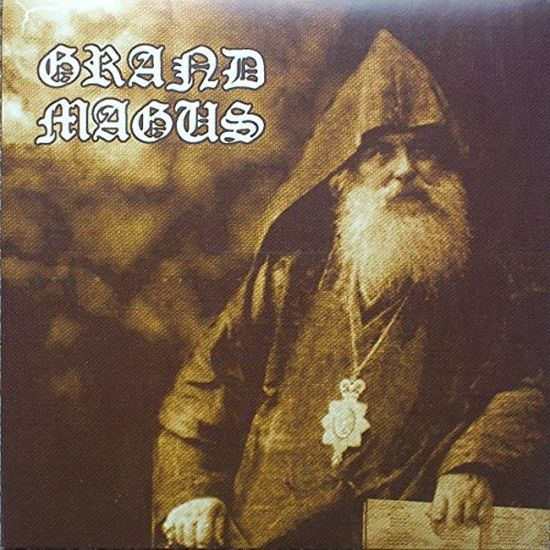 Grand Magus - Grand Magus (w. 2 bonus tracks) - CD - New