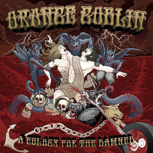 Orange Goblin - Eulogy For The Damned, A - CD - New