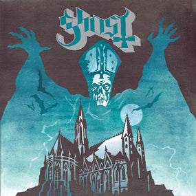Ghost - Opus Eponymous (Ltd. 10th Ann. Ed. Green Sparkle Vinyl - 2000 copies) - Vinyl - New