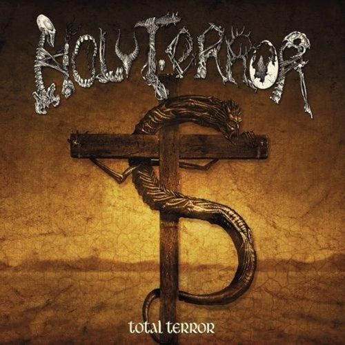 Holy Terror - Total Terror (Terror And Submission/Mind Wars/El Revengo/Live Terror) (4CD/1DVD) - CD - New