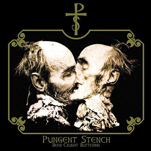Pungent Stench - Been Caught Buttering (2018 reissue w. 9 bonus tracks) - CD - New