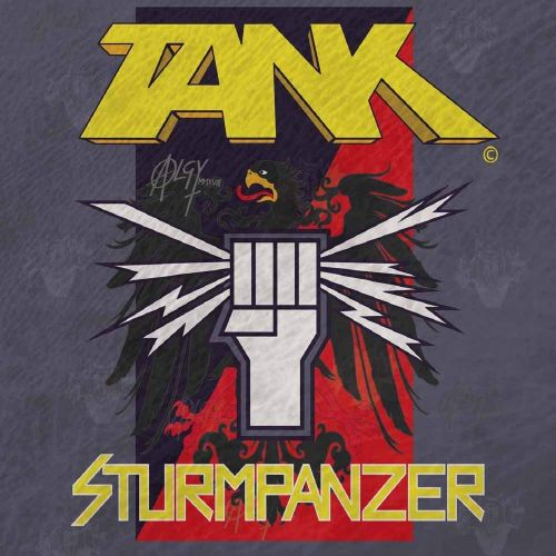 Tank - Sturmpanzer - CD - New