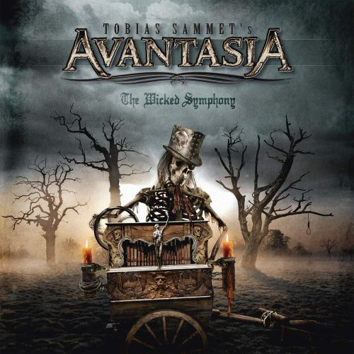 Avantasia - Wicked Symphony, The (2018 2LP gatefold reissue) - Vinyl - New
