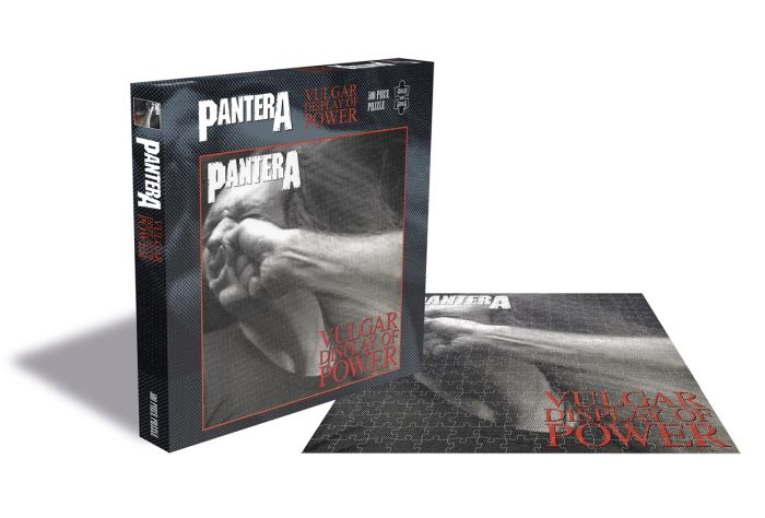 Pantera - 500 Piece Jigsaw Puzzle (Vulgar Display Of Power)