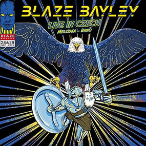 Bayley, Blaze - Live In Czech (2DVD) (R0) - DVD - Music